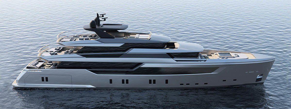 Simpson Marine announces sale of a new Sanlorenzo 44 Alloy to Asia