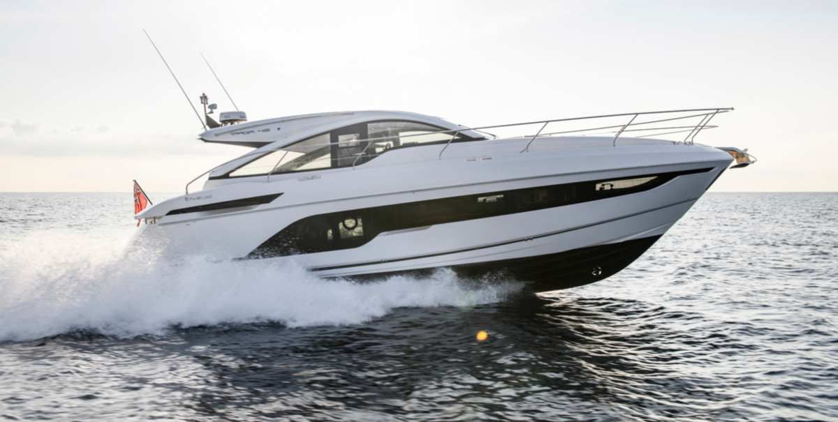Fairline Yachts to strengthen management team