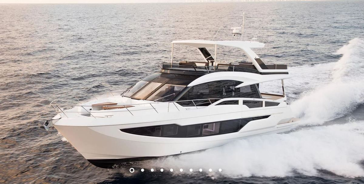 European Powerboat of the Year 2019 - Nominated - Galeon 640 Fly