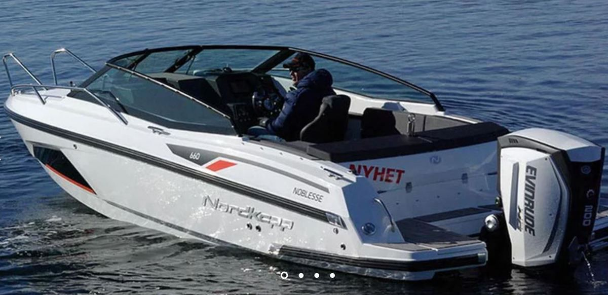 European Powerboat of the Year 2019 - Nominated - Nordkapp 660