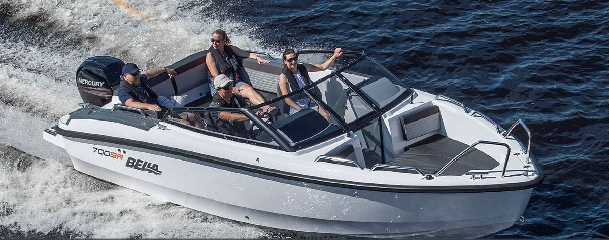 Swedish shipyard Nimbus to acquire joint venture interest in Bella Boats from Brunswick Corporation