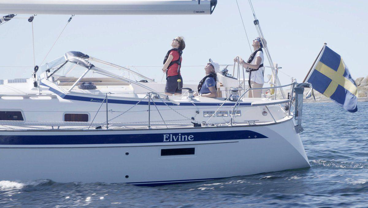 Elvine è stata il principale punto di incontro familiare tra le varie gemme della costiera svedese durante tutta l'estate.