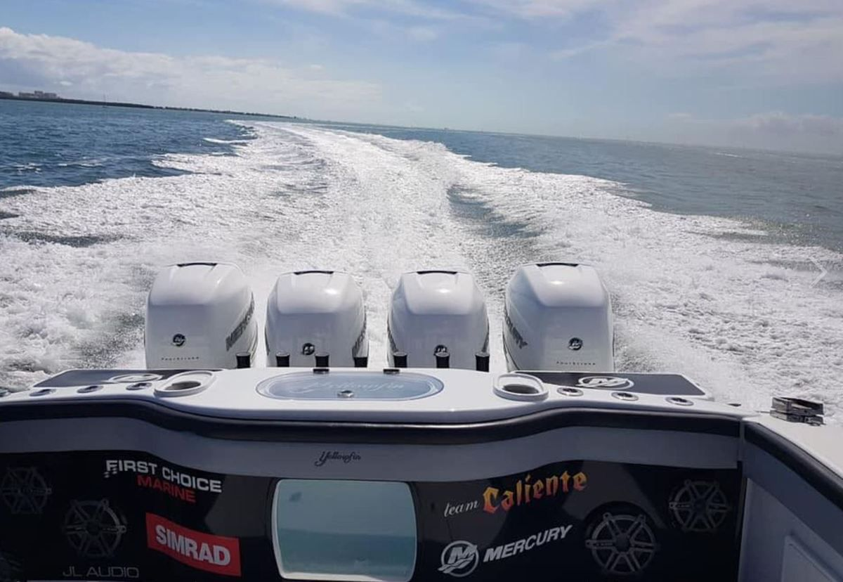 Record Number of Engines on Display at the 2019 Miami Boat Show for Mercury Marine