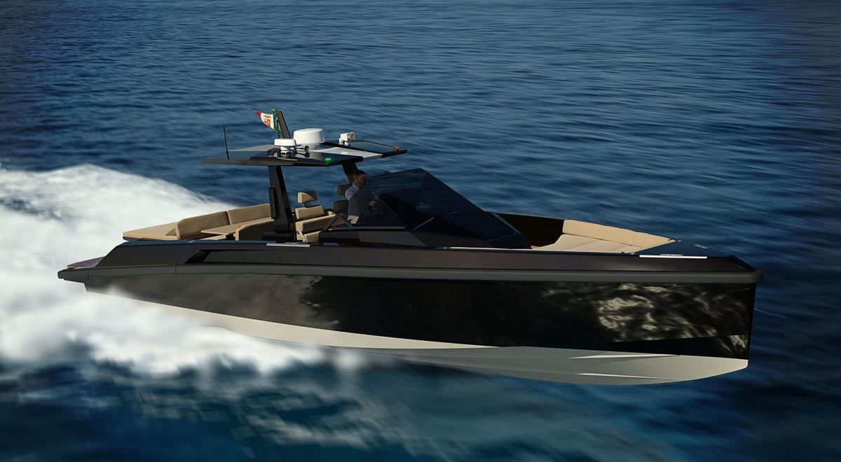 48 Wallytender - 3 new sales prior to its world debut at the 2019 Yachting Festival
