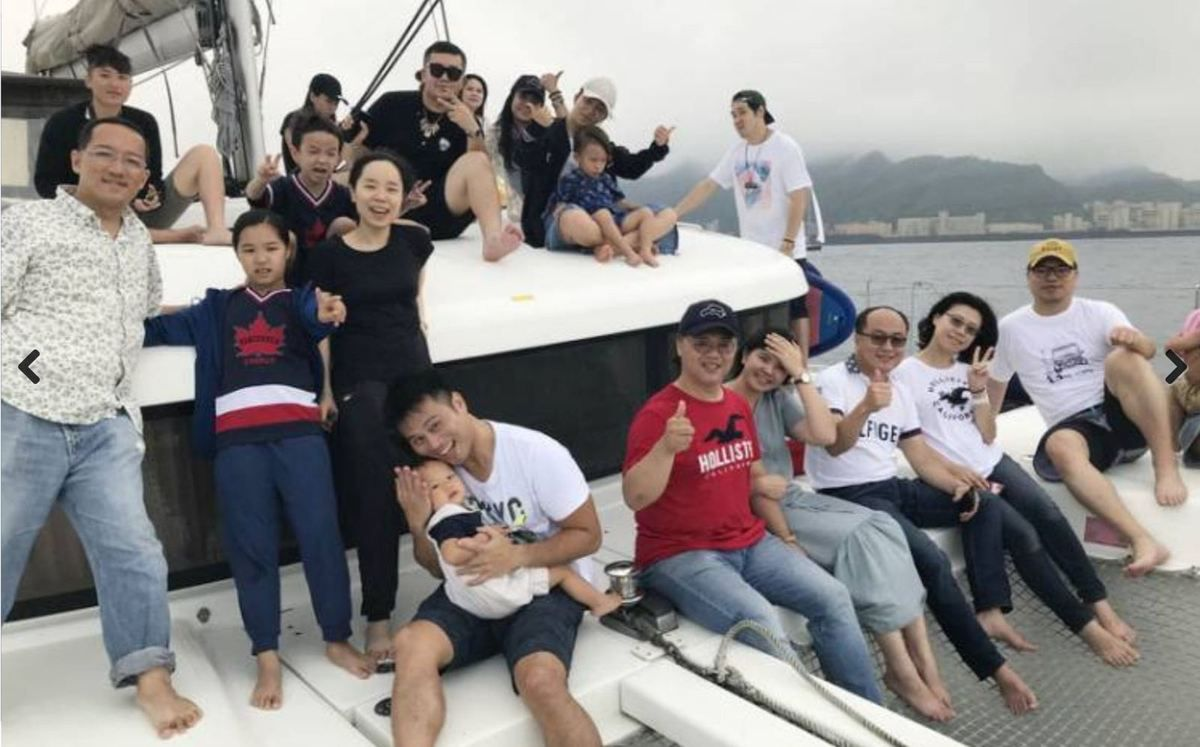 Simpson Marine Taiwan Team hosts Simpson Cup Regatta