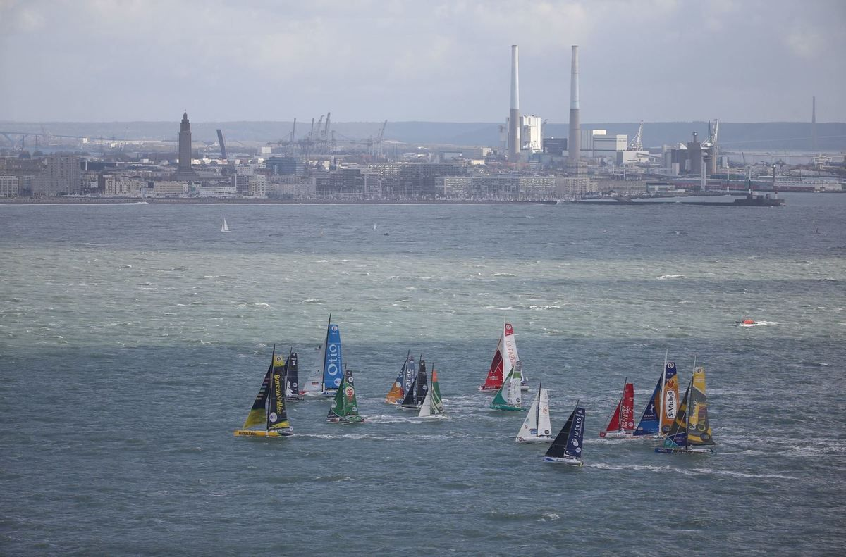 Countdown begins for the 14th edition of the Transat Jacques Vabre
