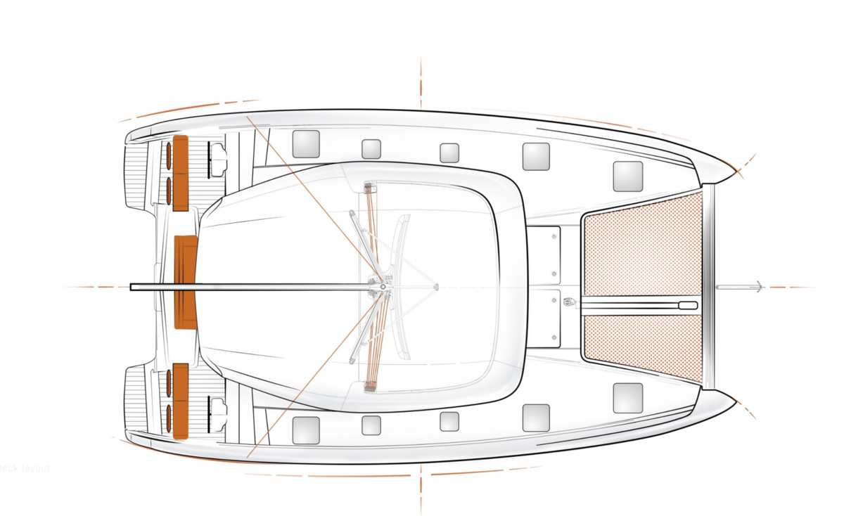 Scoop - First Pictures of the New Excess 12 Catamaran