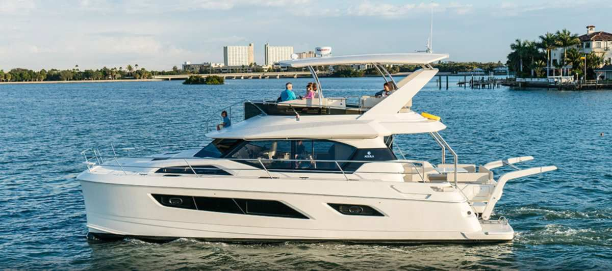 Dream Yacht Charter becomes exclusive distributor of Aquila catamarans in 4 European countries