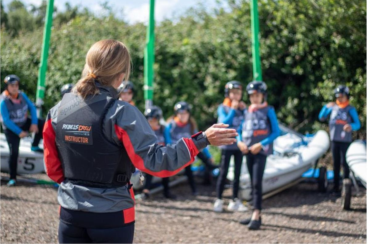 Spinlock Supports Charity's Future Innovators