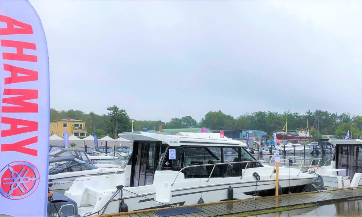 Sverige - Karlshamn Boat Show öppnar den europeiska sjösäsongen 2019-2020