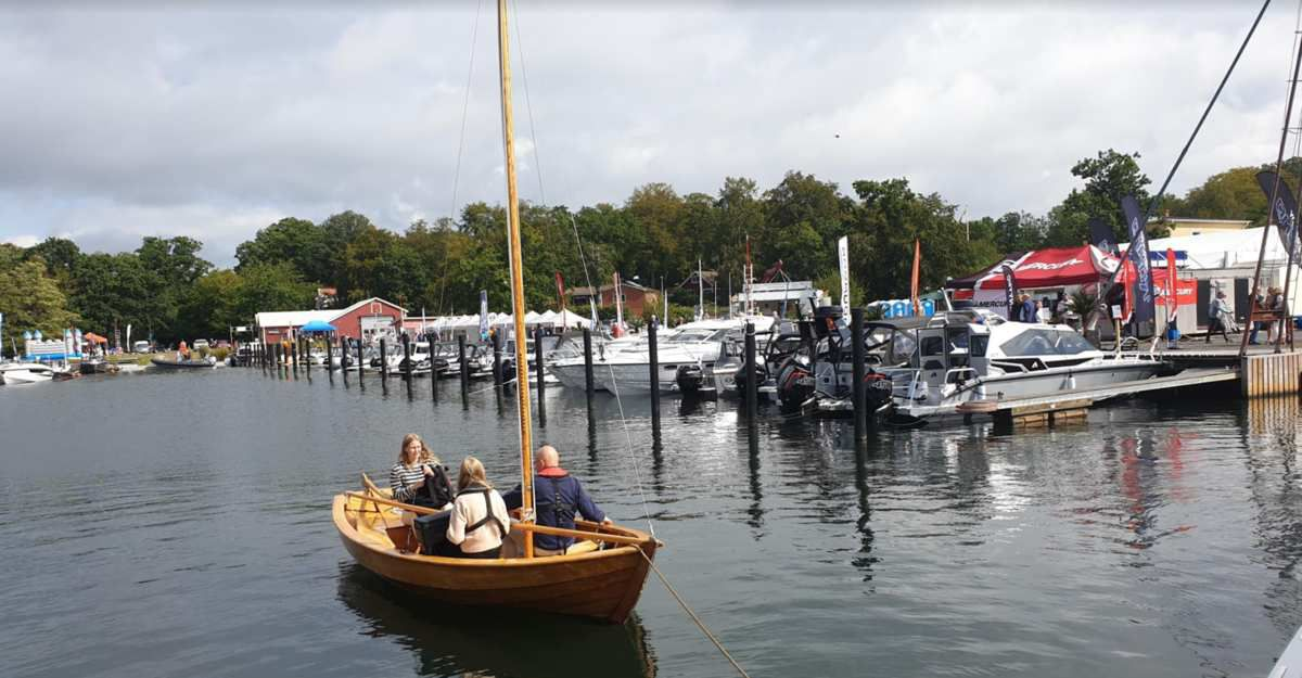 Sweden - the Karlshamn Boat Show opens the 2019-2020 European Nautical Season