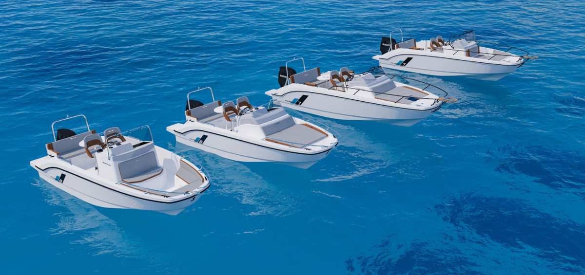 With its Flyer 6 and 7, Benéteau completes the renewal of its dayboats range
