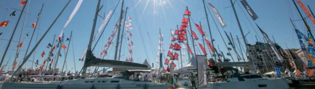 One day to go before opening of the Cannes Yachting Festival 2019