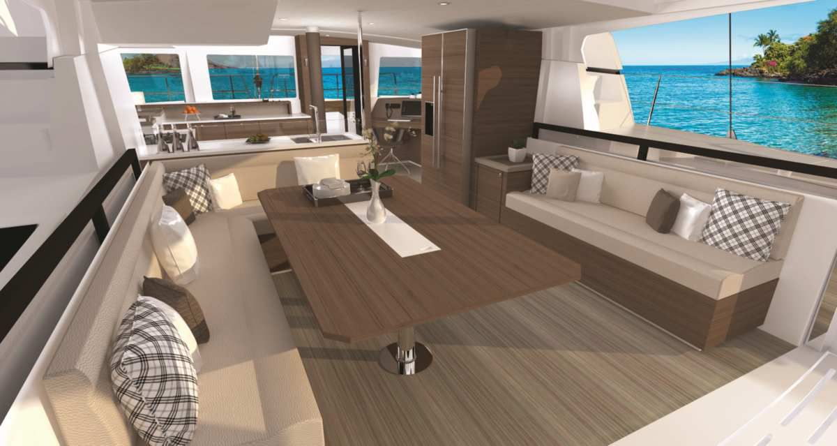Scoop - Up to 5 cabins on the new Bali 4.6 catamaran!