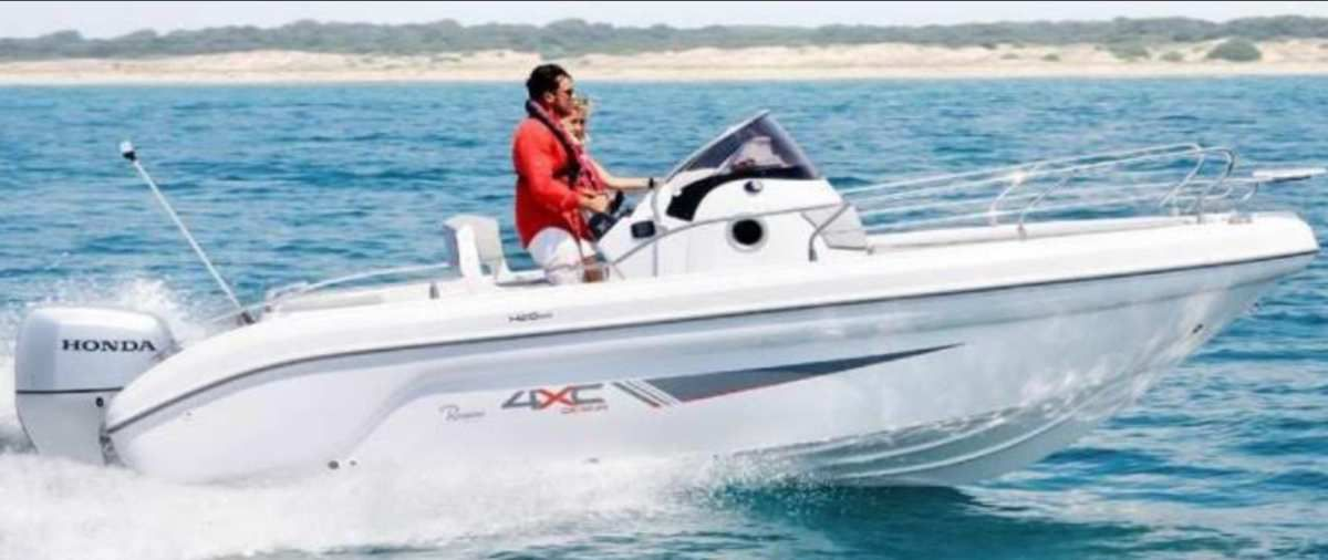 Scoop - Honda Marine launches complete range of rigid-inflatable and open boats
