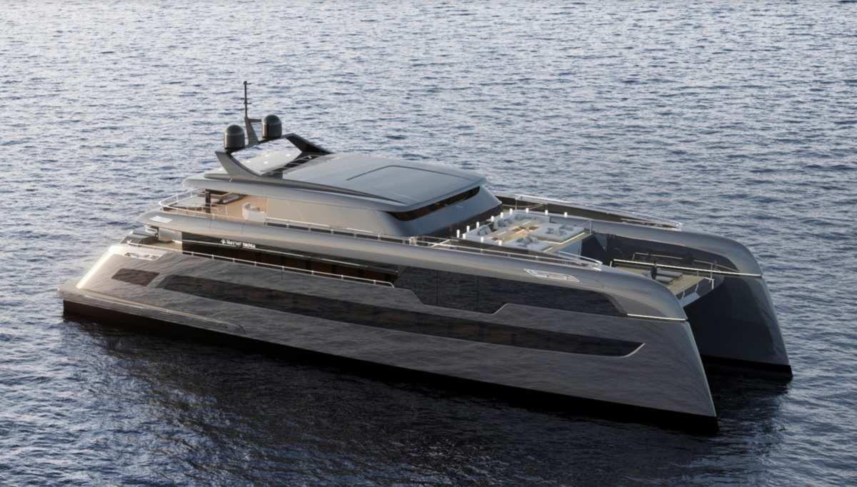Sunreef enters the superyacht market, by selling a 49m motoryacht catamaran