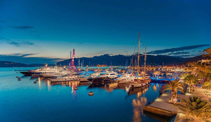 Porto Montenegro to invest 500 million euros over the next 10 years