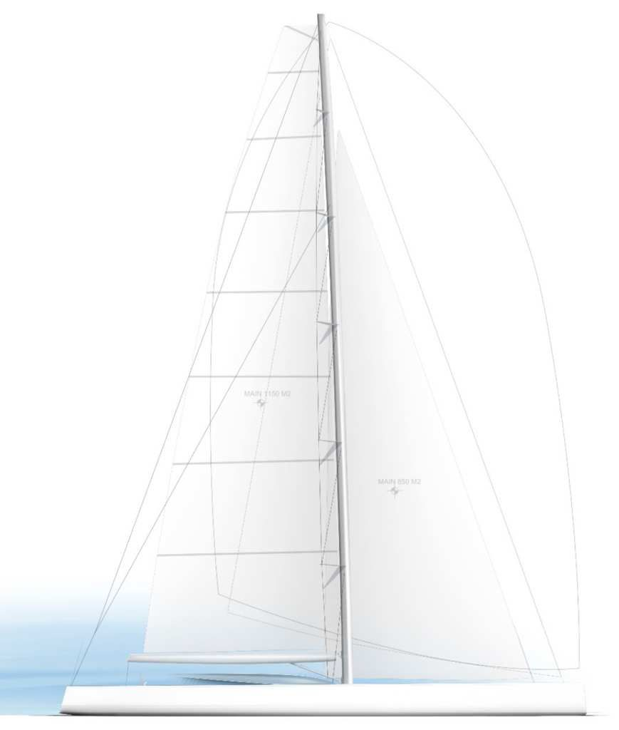 Philippe Briand unveils new self-sufficient 60m sailing yacht concept Perfect 60