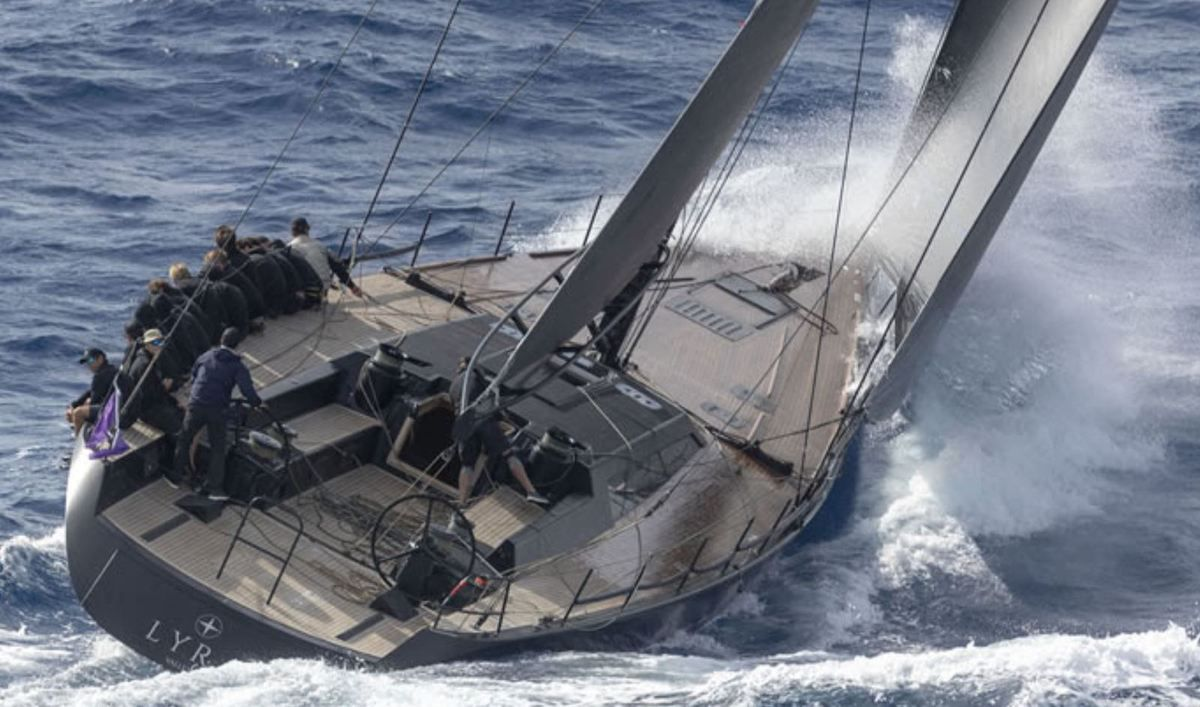 A new cruising division for the Wally Class