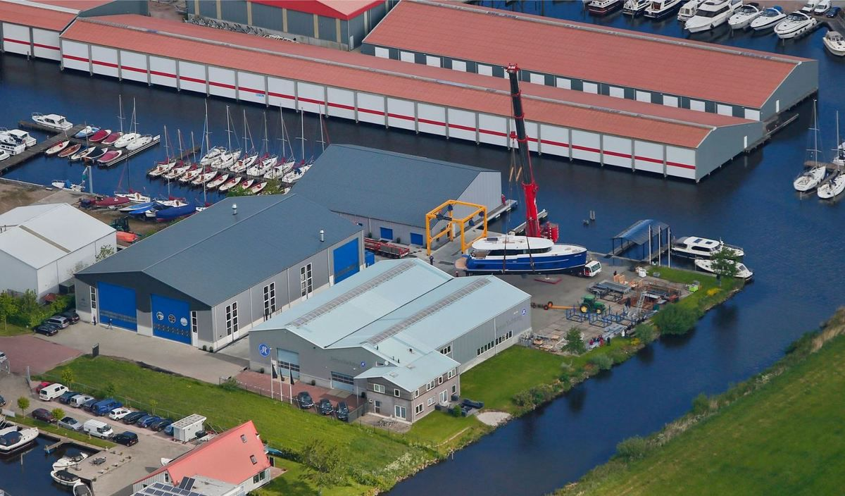 Yachting - A new owner for Jetten Jachtbouw shipyard