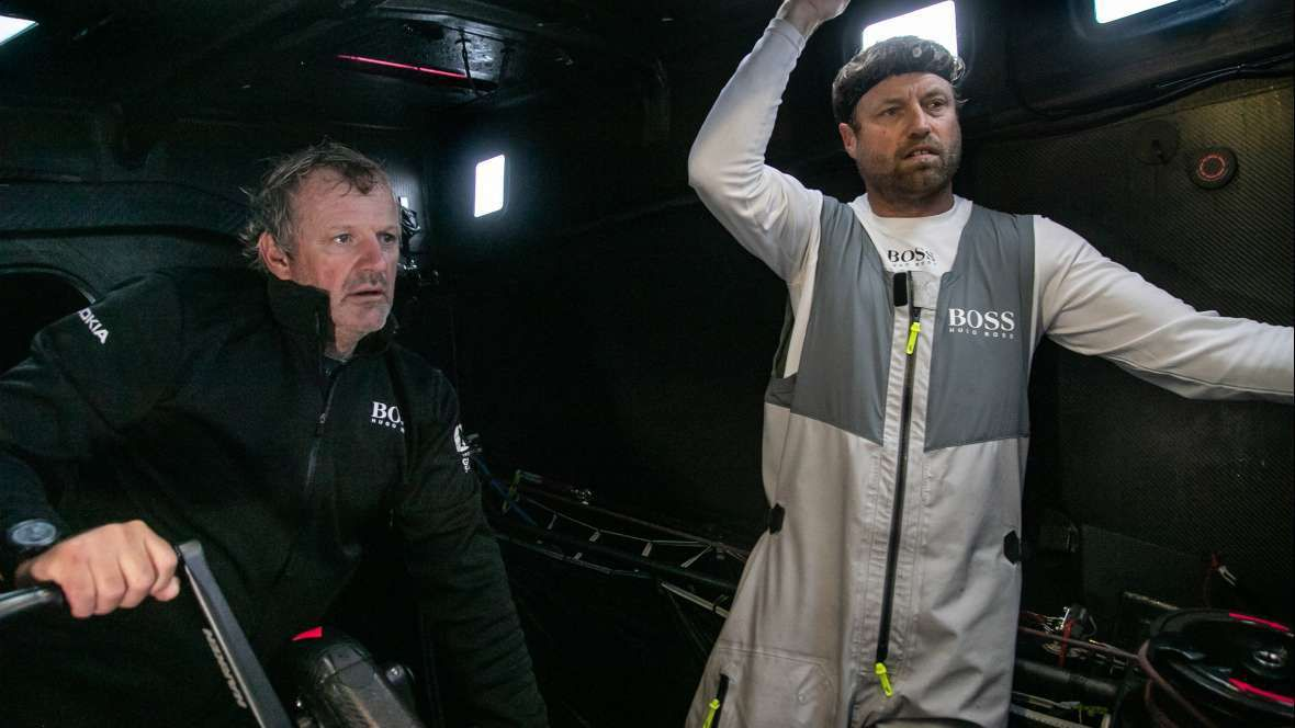 Alex Thomson forced to retire from Transat Jacques Vabre