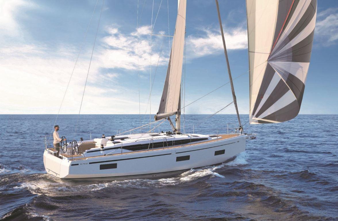 Neue Bavaria C42 auf dem Boot 2020 vorgestellt