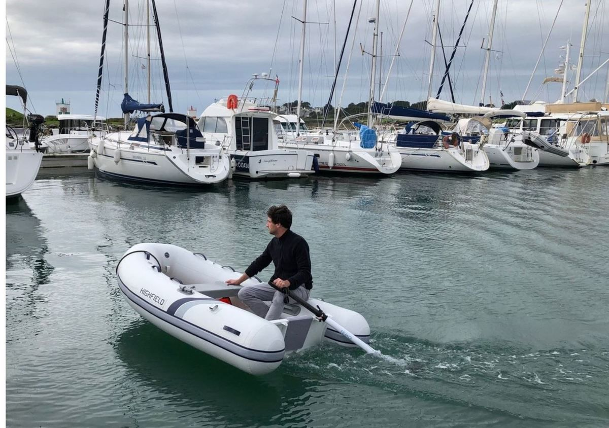 Winner of the NINA Awards 2019, TEMO will be presented at the Nautic Paris 2019
