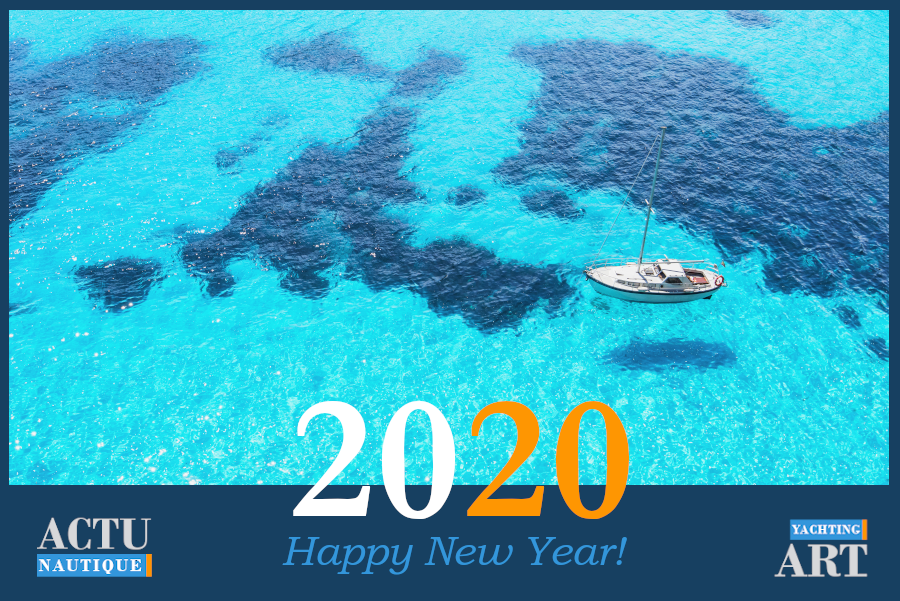 Feliz Año Nuevo 2020 a todos!