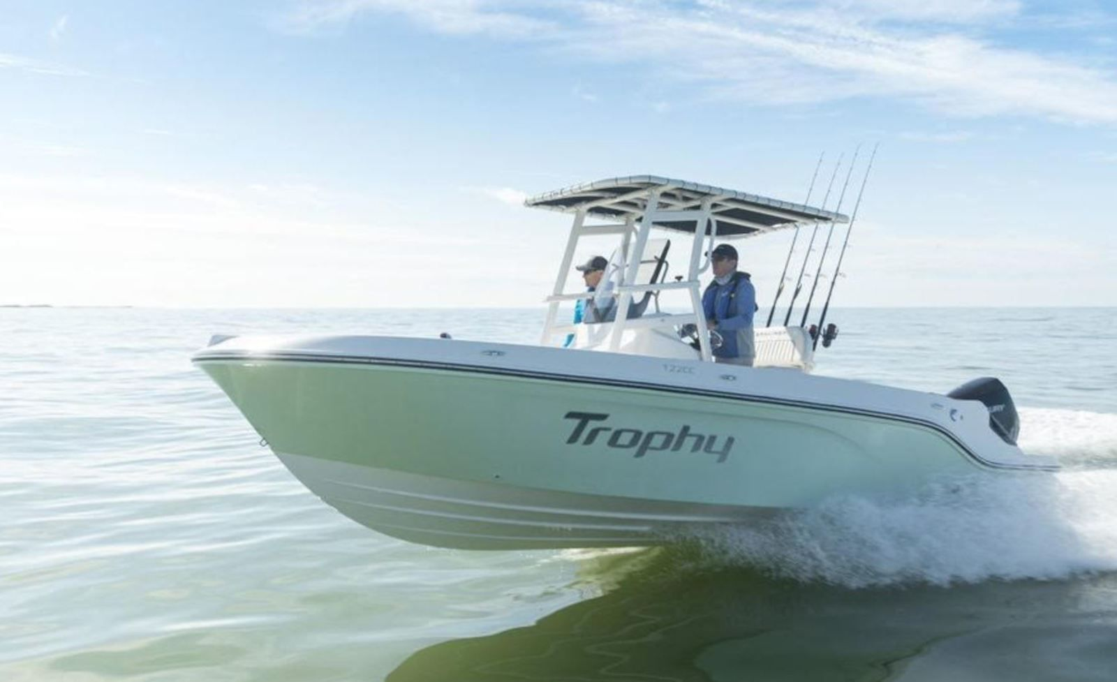 Scoop - Bayliner to debut new Trophy Series center consoles at MIBS!