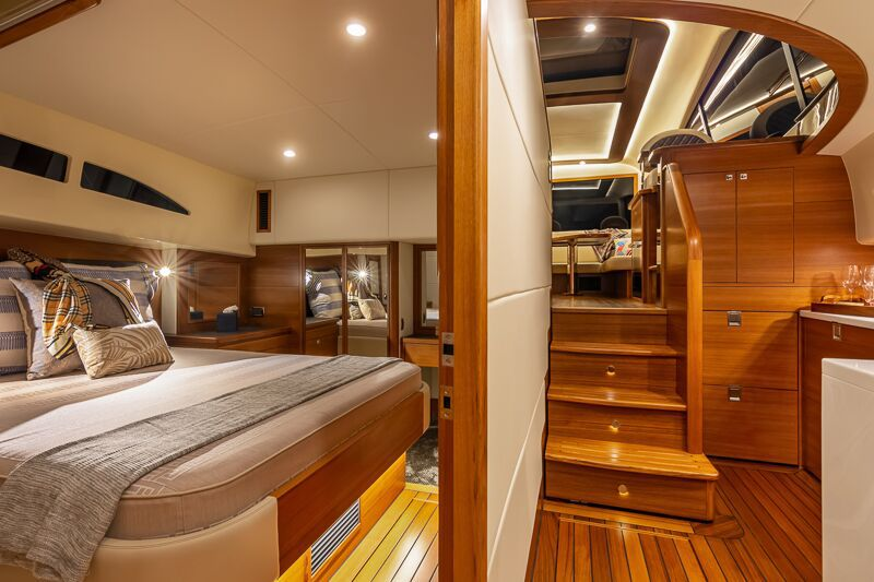 Palm Beach Motor Yachts new flagship GT60 at the 2020 Miami Yacht Show
