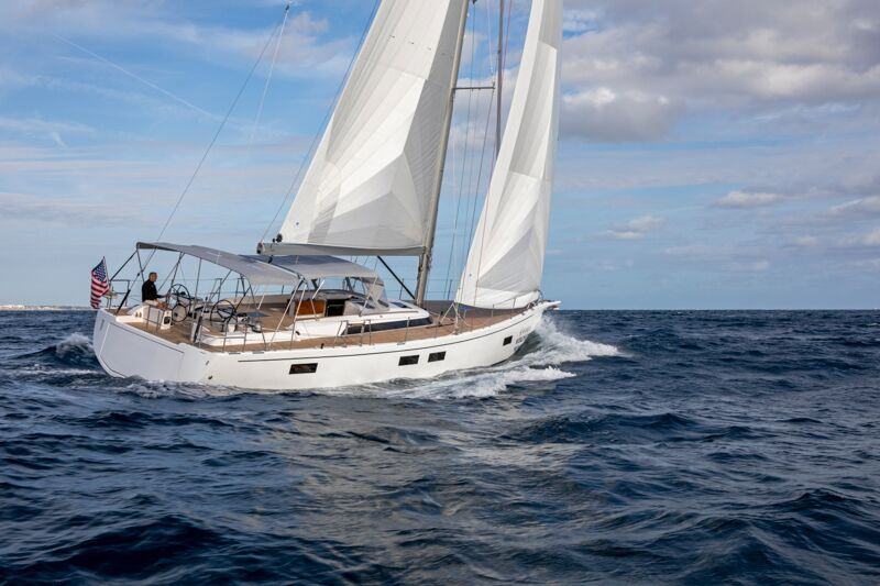 New bluewater Hylas H60 world debut at 2020 Miami Boat Show
