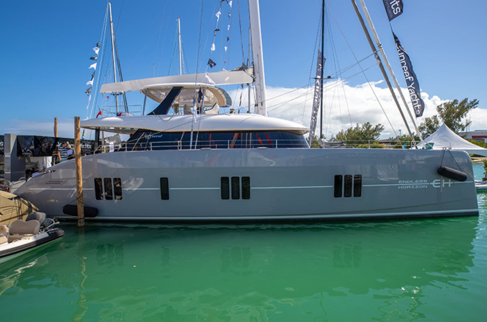 An exceptional result for Sunreef Yachts at the Miami Boat Show 2020