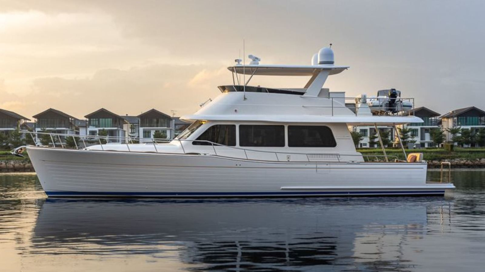Grand Banks 54 auf der 2020 Palm Beach International Boat Show enthüllt