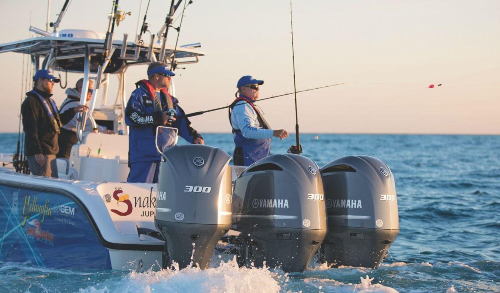 Yamaha Helm Master, per un'esperienza di guida fuoribordo multimotore senza rivali