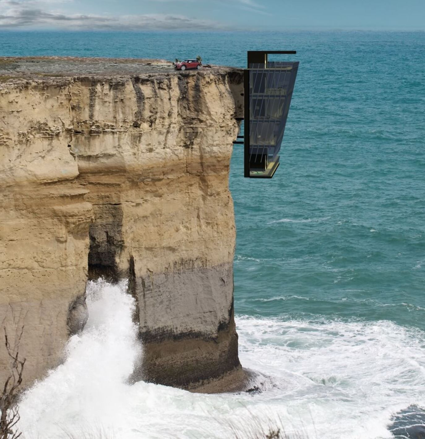 Cliff House, by Modscape Australia