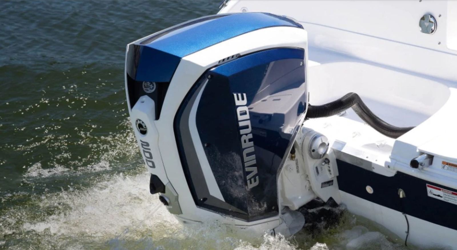 Evinrude, first victim of the covid crisis in the boating industry
