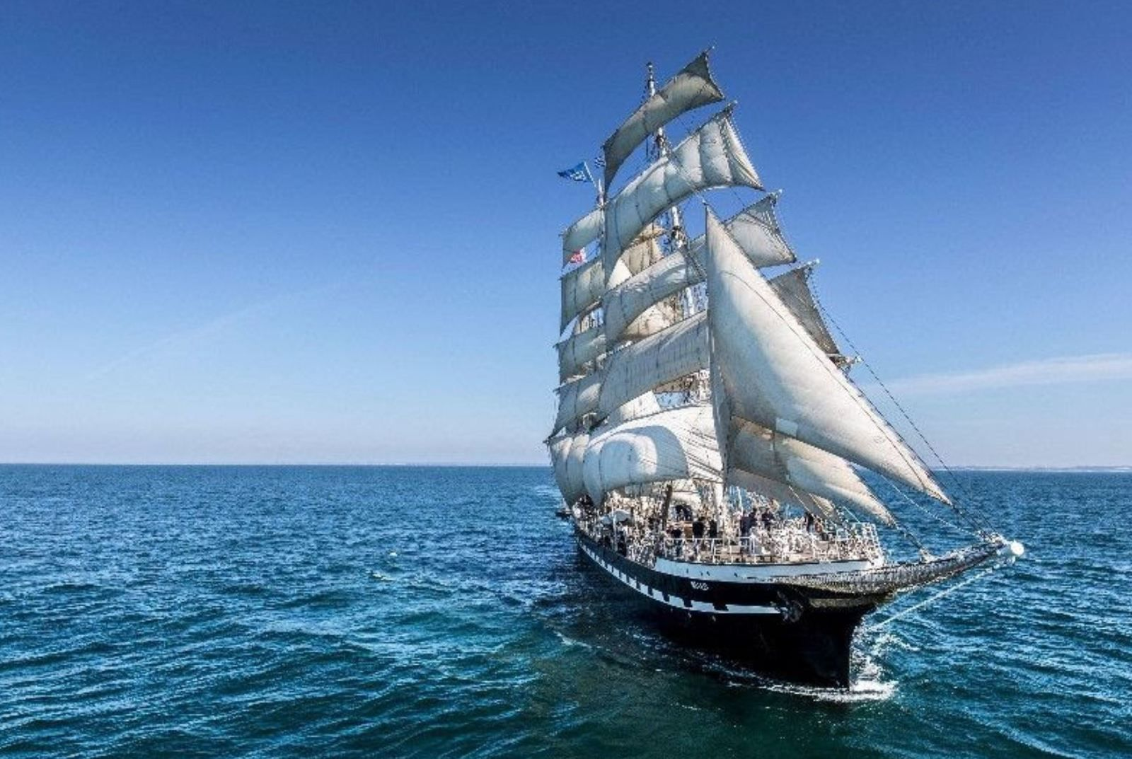 No sailing for the Belem in 2020