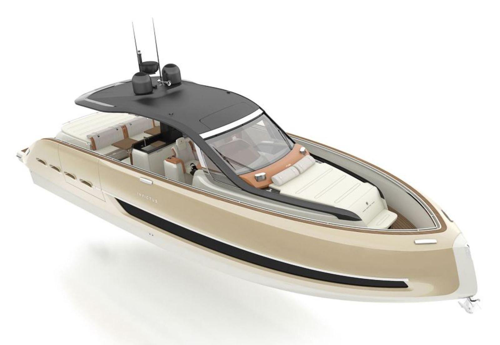 Invictus presenta la sua nuova ammiraglia, l'Invictus TT460