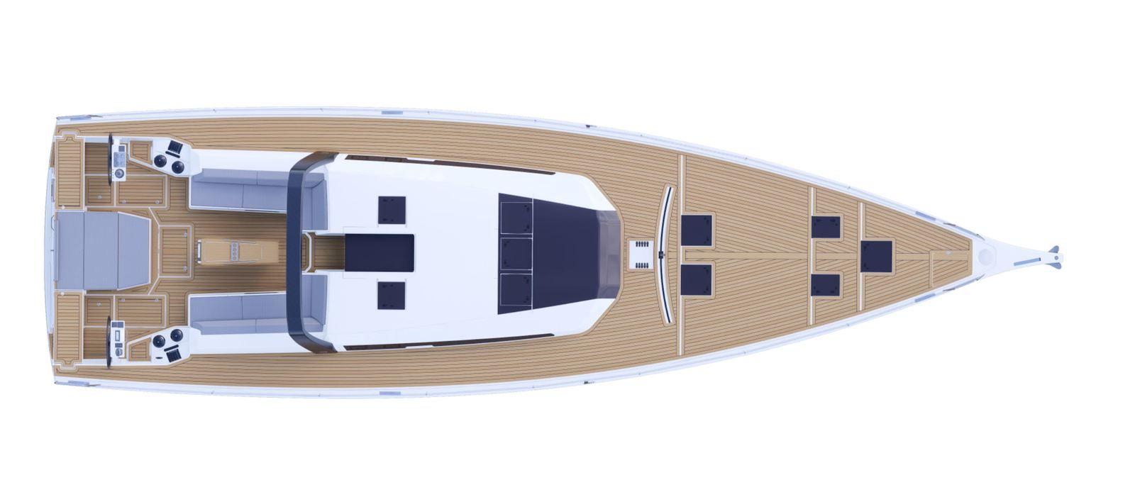 Dufour Yachts kündigt Dufour 61 für Boot 2021 an