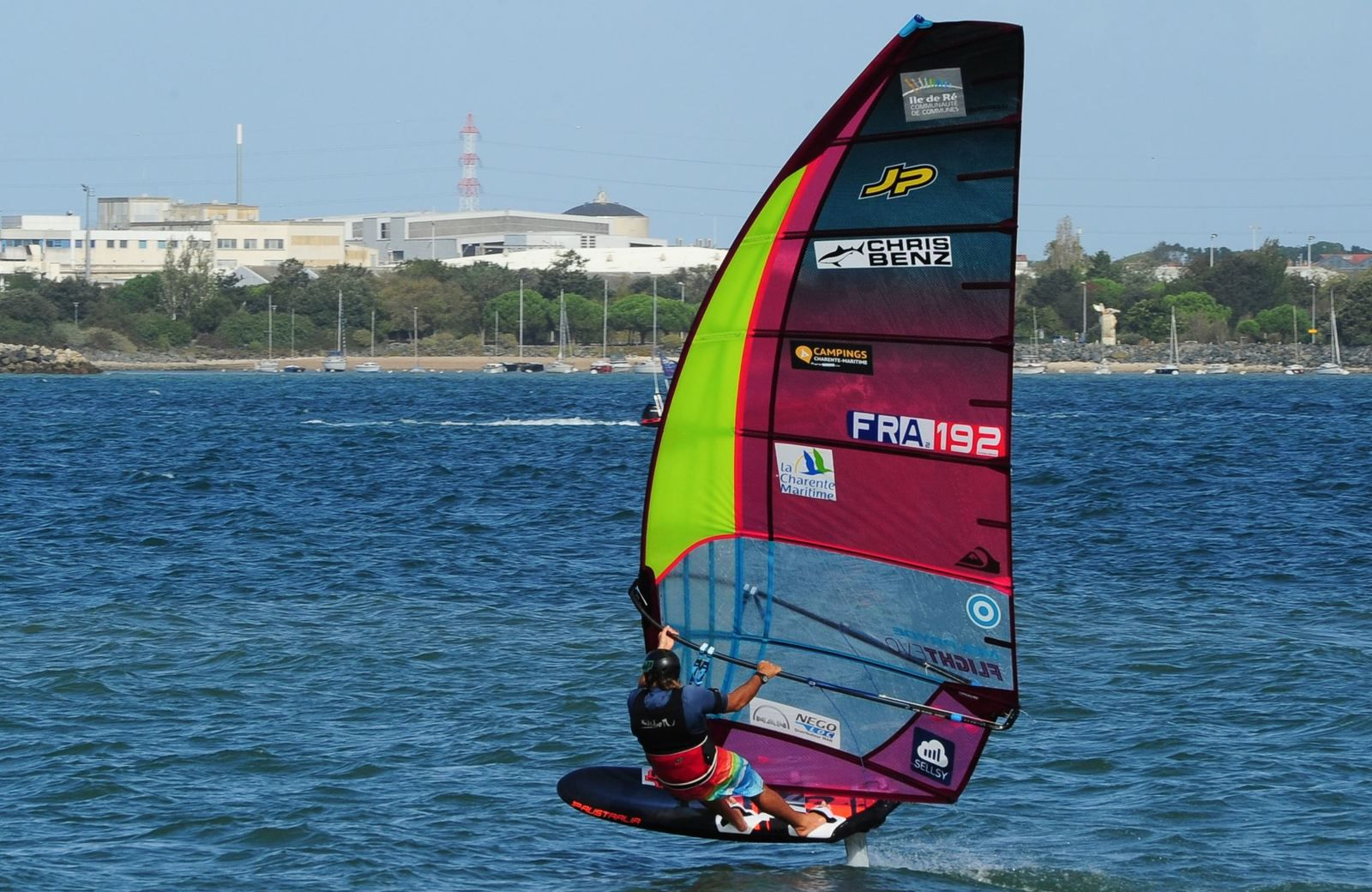 Grand Pavois 2020 - 100 participants expected for the National Windfoil!