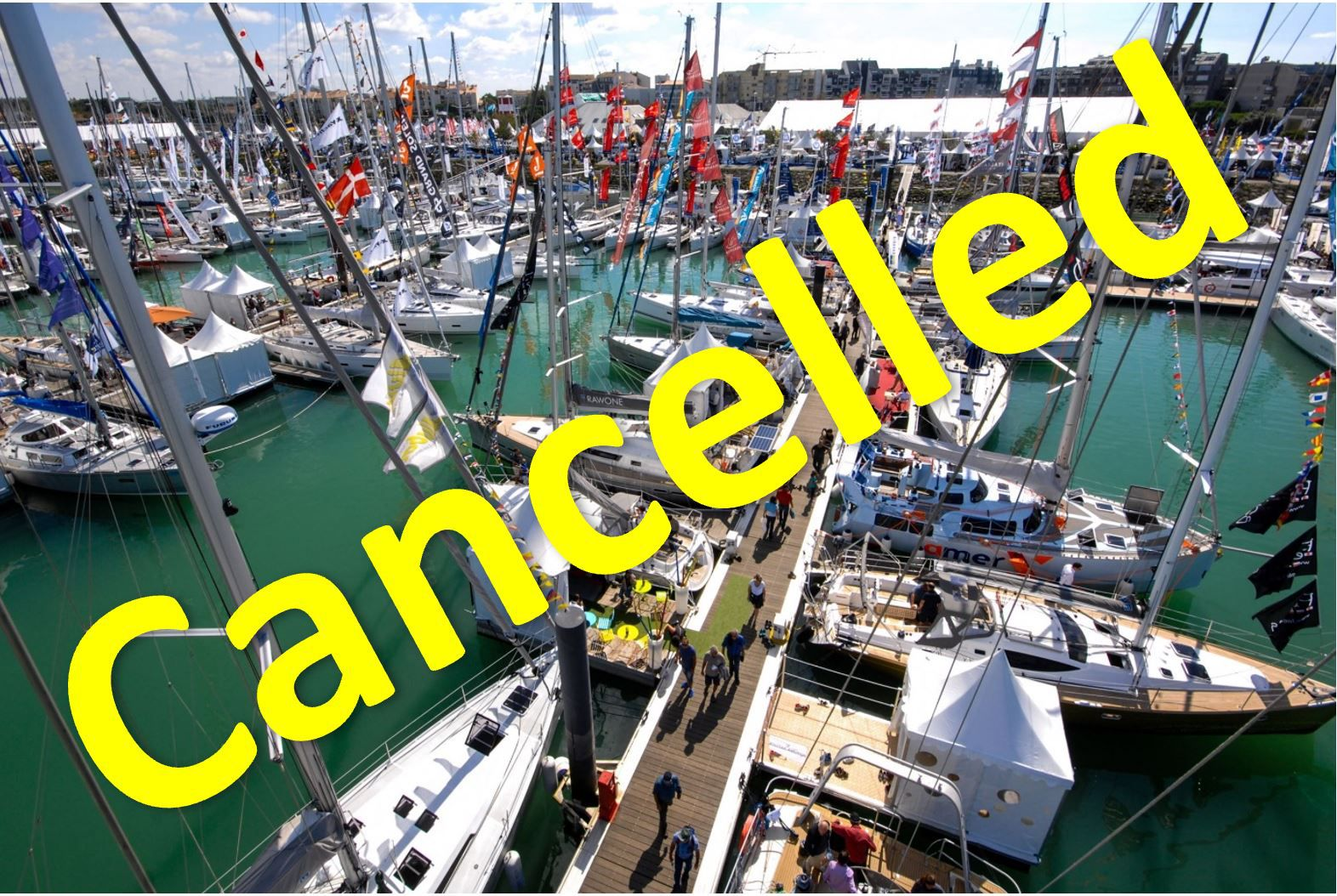 The cancellation of the Grand Pavois 2020: another hard blow for the nautical industry