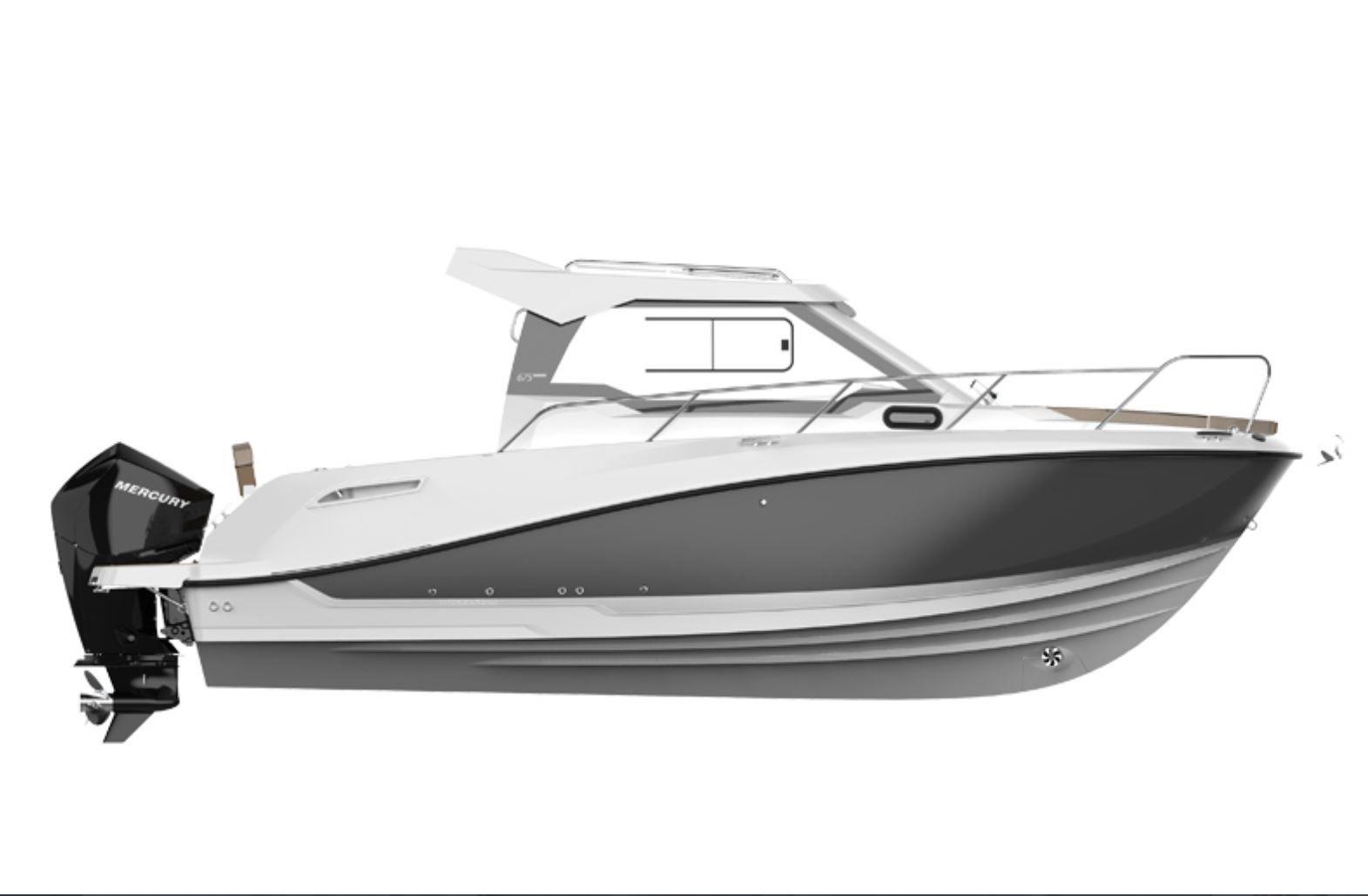 Bootfahren - Quicksilver kündigt die Ankunft des Quicksilver 675 Weekend an