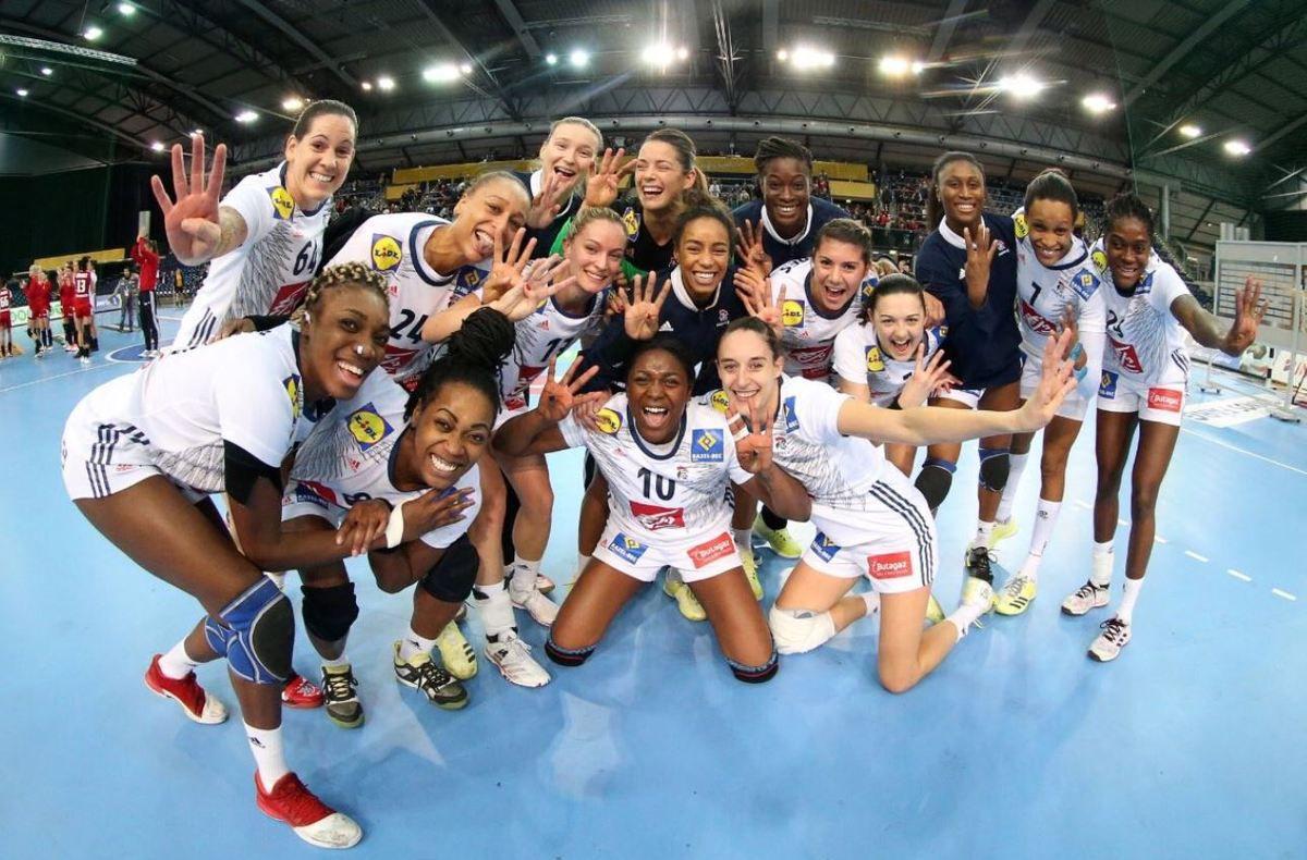 Championnat du monde de handball f minin france for Championnat du monde de boules carrees