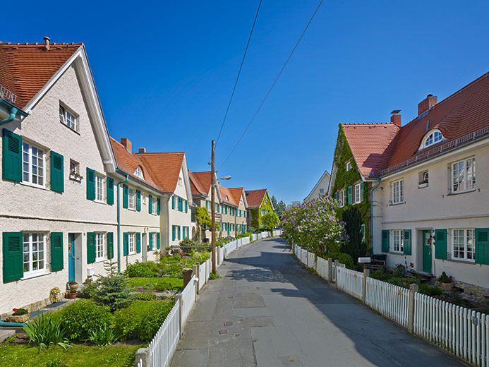 Cité-jardin de Hellerau (quartier de Dresde)