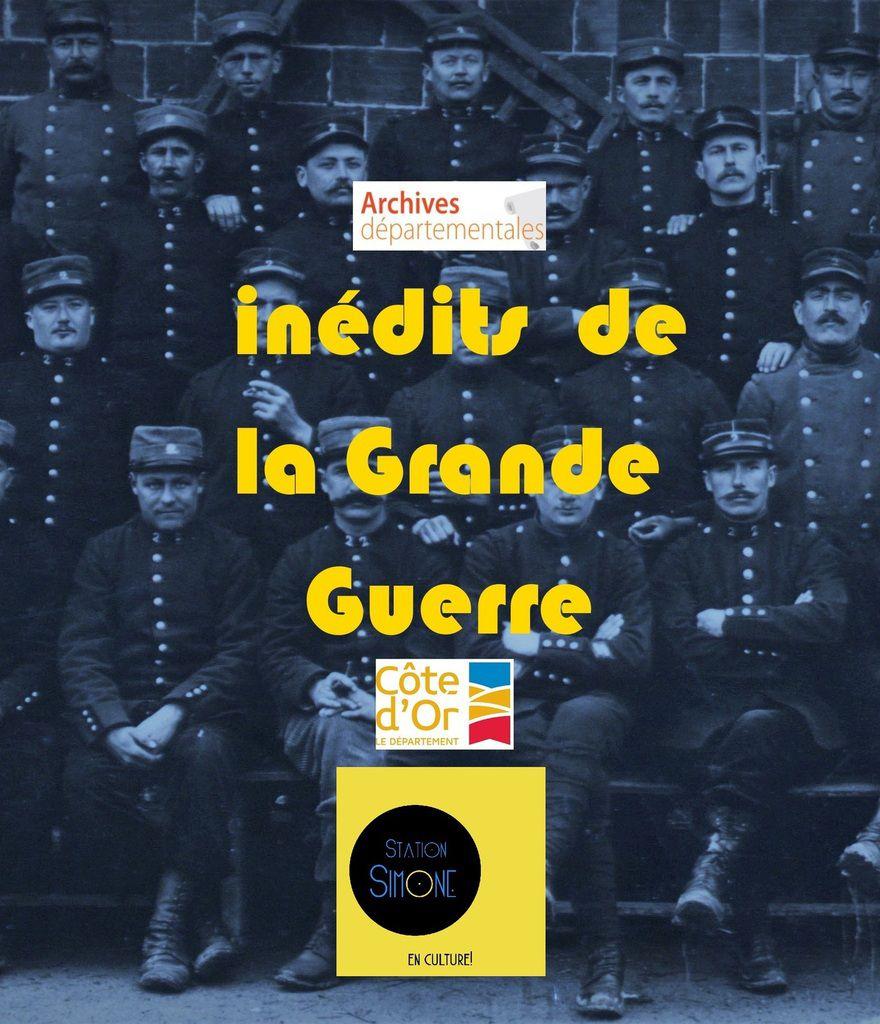 Photos Archives départementales de la Côte d'Or