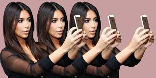 How To Take a Selfie - Kim Kardashian Selfie Tips