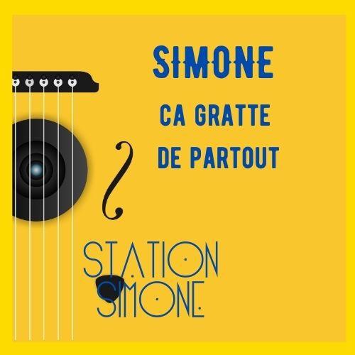 STATION SIMONE, C' EST TOUTES LES EMISSIONS QUE VOUS VOULEZ CREER !