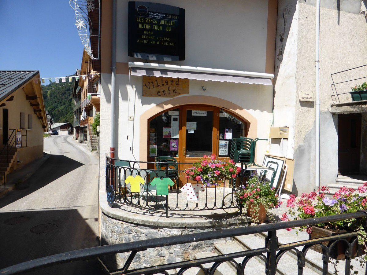 Le Vil' Kaf, à Villard. Notre annexe ...
