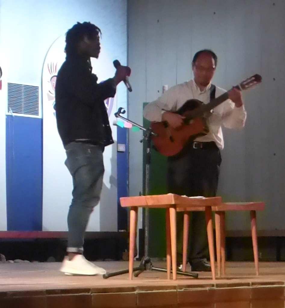 Vendredi 24 mai 2019 - Beaucoup d'émotion lors de notre concert en faveur des réfugiés et des personnes en détresse.