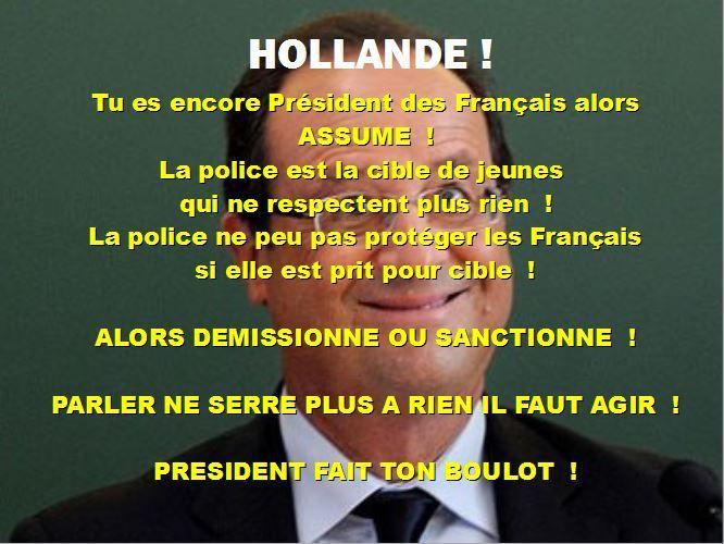 HOLLANDE !
